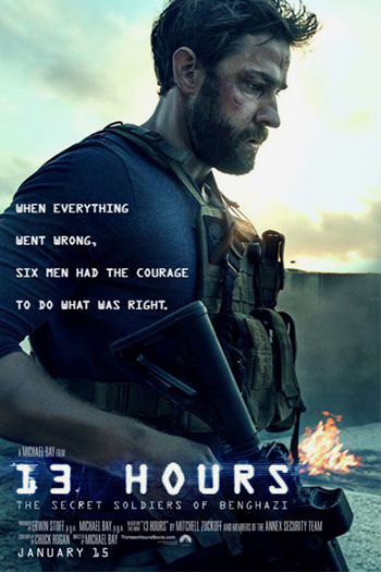 13 Hours 2016