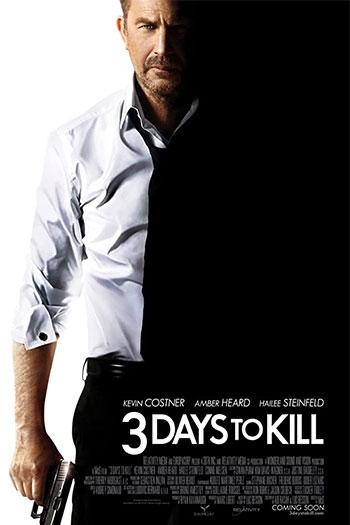 دانلود زیرنویس فیلم 3Days to Kill 2014