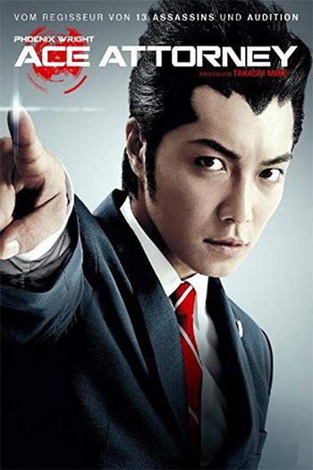 دانلود زیرنویس فیلم Ace Attorney 2012