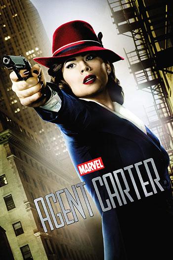 دانلود زیرنویس سریال Agent Carter