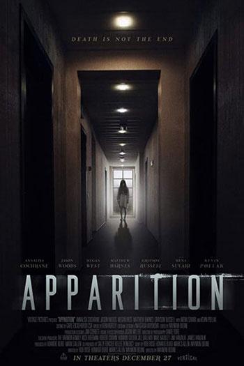 دانلود زیرنویس فیلم Apparition 2019