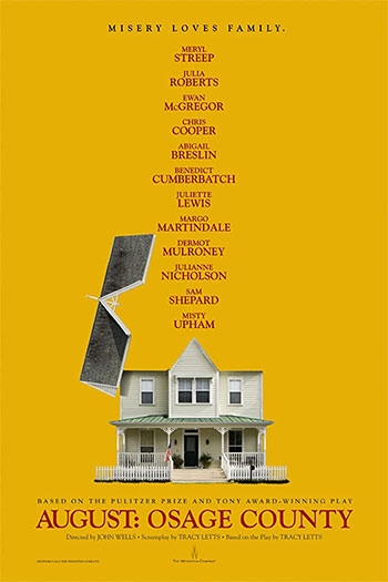 August Osage County 2013