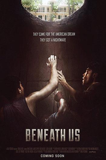 دانلود زیرنویس فیلم Beneath Us 2019