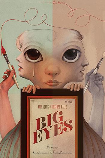 دانلود زیرنویس فیلم Big Eyes 2014
