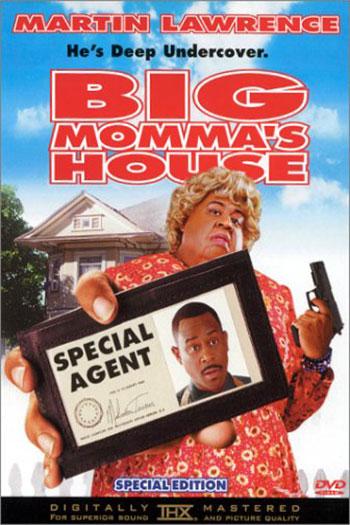 دانلود زیرنویس فیلم Big Momma's House 2000