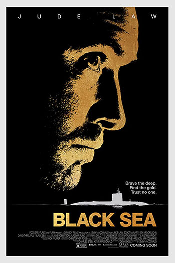 دانلود زیرنویس فیلم Black Sea 2014