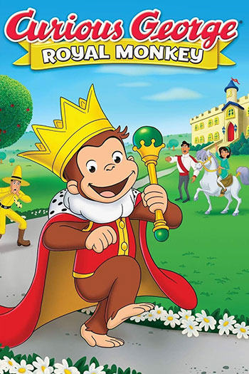 دانلود زیرنویس انیمیشن Curious George Royal Monkey 2019