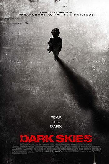 دانلود زیرنویس فیلم Dark Skies 2013