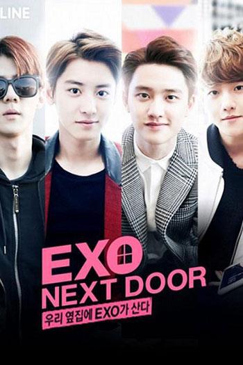 دانلود زیرنویس سریال کره ای EXO Next Door