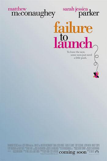دانلود زیرنویس فیلم Failure to Launch 2006