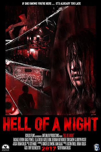 دانلود زیرنویس فیلم Hell of a Night 2019