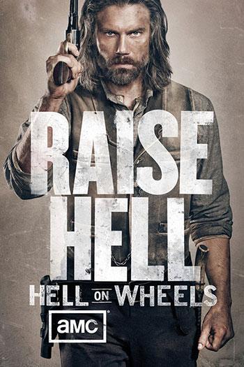 دانلود زیرنویس سریال Hell on Wheels