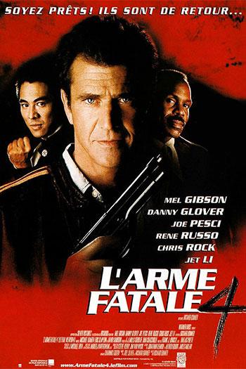 دانلود زیرنویس فیلم Lethal Weapon 4 1998