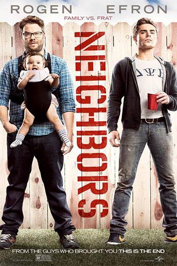 دانلود زیرنویس فیلم 2014 Neighbors