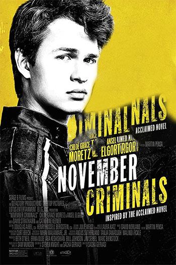 دانلود زیرنویس فیلم November Criminals 2017