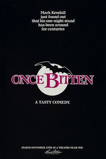 Once Bitten 1985