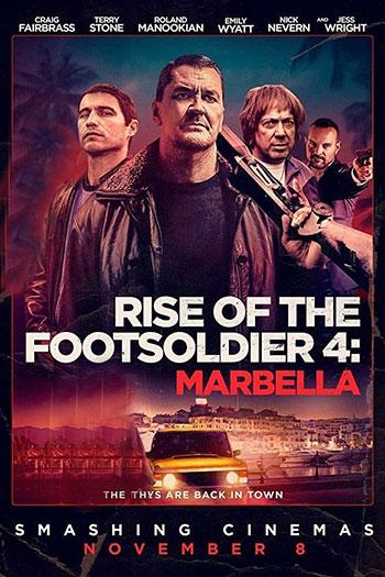 دانلود زیرنویس فیلم Rise of the Footsoldier The Heist 2019