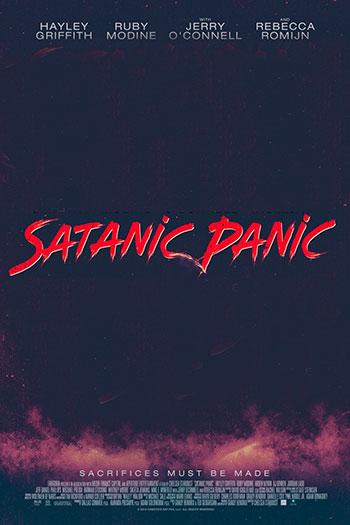 دانلود زیرنویس فیلم Satanic Panic 2019