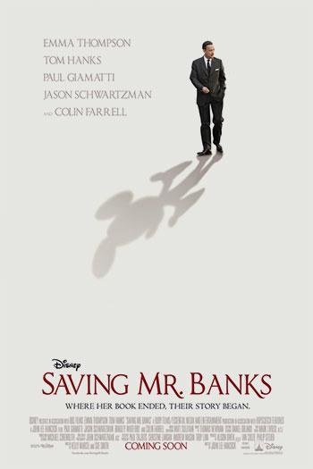 دانلود زیرنویس فیلم Saving Mr. Banks 2013