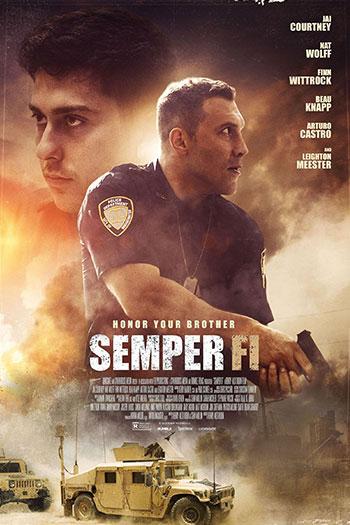 دانلود زیرنویس فیلم Semper Fi 2019