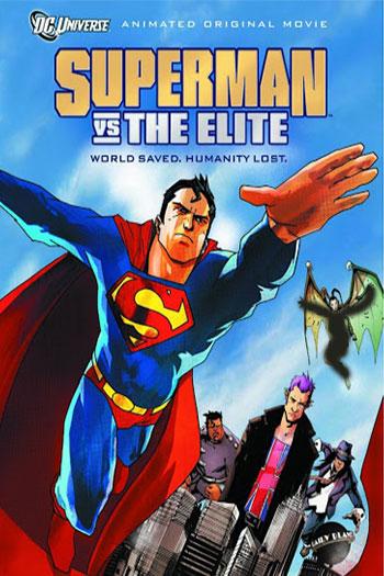 دانلود زیرنویس انیمیشن Superman Vs. The Elite 2012
