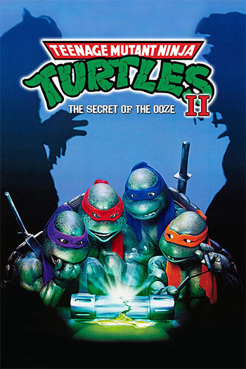 Teenage Mutant Ninja Turtles 2 1991