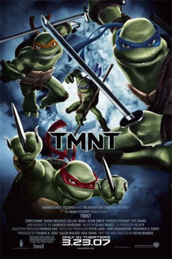 Teenage Mutant Ninja Turtles 4 2007