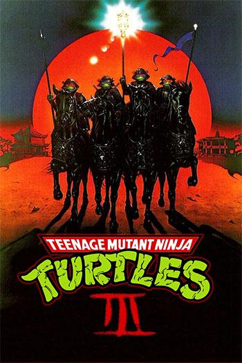 دانلود زیرنویس فیلم Teenage Mutant Ninja Turtles 3 1993