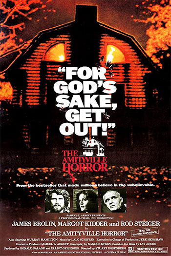 The Amityville Horror 1979
