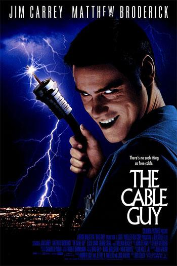 دانلود زیرنویس فیلم The Cable Guy 1996