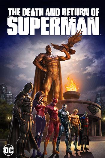 دانلود زیرنویس انیمیشن The Death and Return of Superman