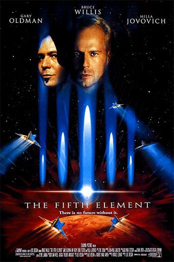 دانلود زیرنویس فیلم The Fifth Element 1997