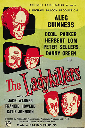 The Ladykillers 1955