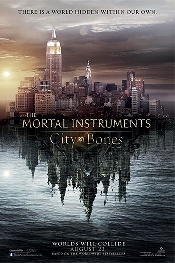 دانلود زیرنویس فیلم The Mortal Instruments City of Bones 2013