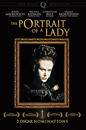 The Portrait of a Lady 1996