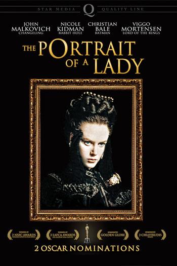 دانلود زیرنویس فیلم The Portrait of a Lady 1996