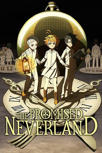 دانلود زیرنویس انیمه سریالی The Promised Neverland