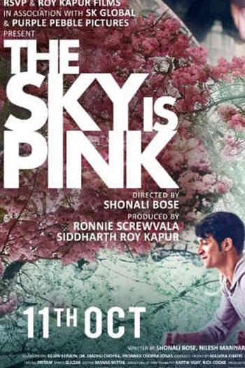 دانلود زیرنویس فیلم The Sky Is Pink 2019