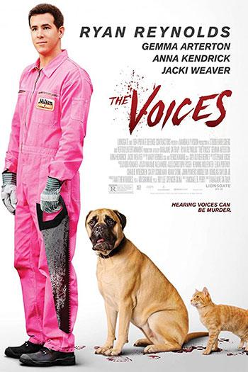دانلود زیرنویس فیلم The Voices 2014
