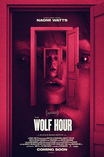 دانلود زیرنویس فیلم The Wolf Hour 2019