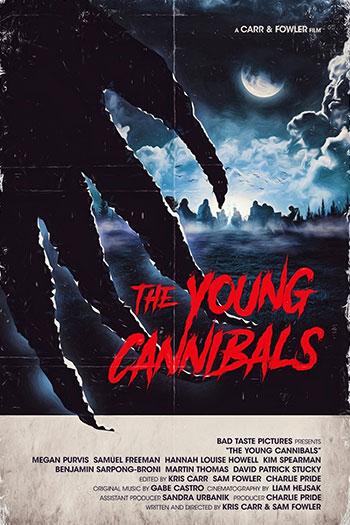 دانلود زیرنویس فیلم The Young Cannibals 2019