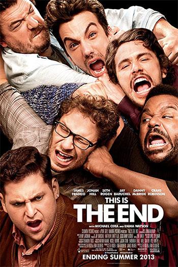 دانلود زیرنویس فیلم This Is the End 2013