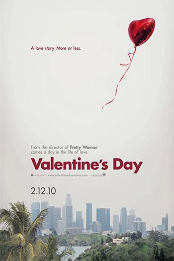 دانلود زیرنویس فیلم Valentine's Day 2010