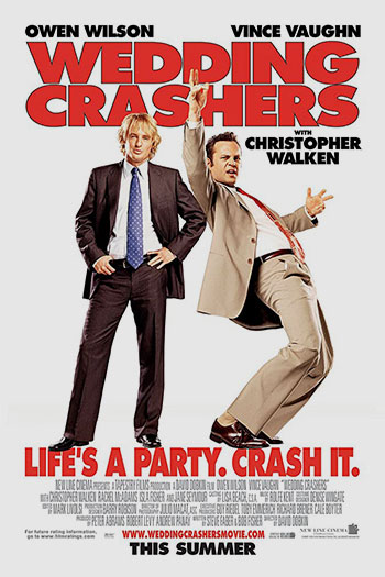 دانلود زیرنویس فیلم Wedding Crashers 2005