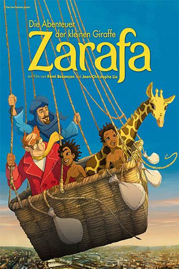 دانلود زیرنویس انیمیشن Zarafa 2012