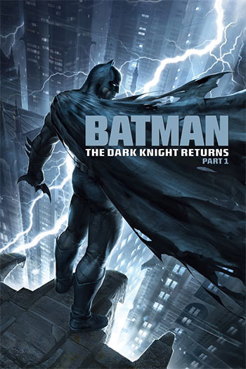 Batman The Dark Knight Returns, Part 1 2012