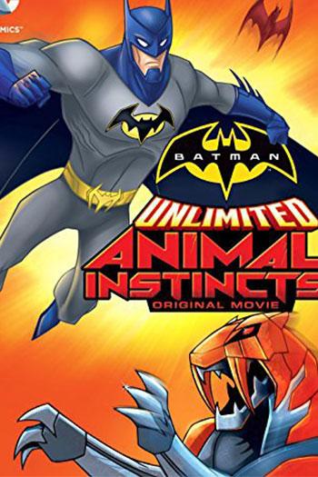 دانلود زیرنویس انیمیشن 2015 Batman Unlimited: Animal Instincts