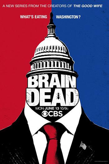 دانلود زیرنویس سریال BrainDead