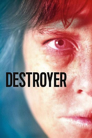 دانلود زیرنویس فیلم Destroyer 2018