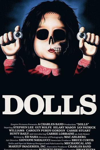 دانلود زیرنویس فیلم Dolls 2019